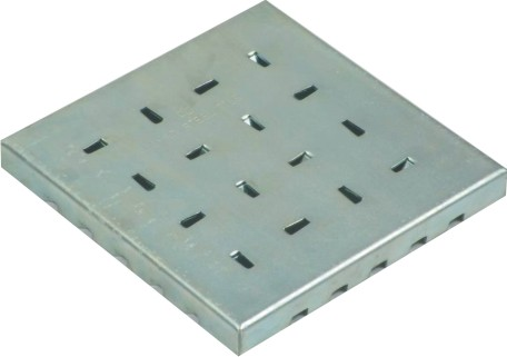 SS and Dip Galvanised Steel Tiles